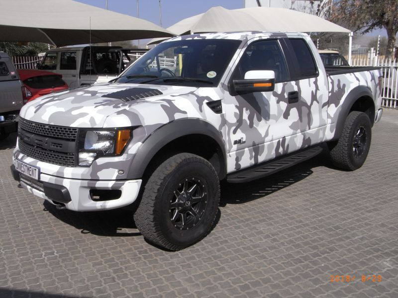Ford Raptor 6.2 Extra cab 4x4 in Paraguay