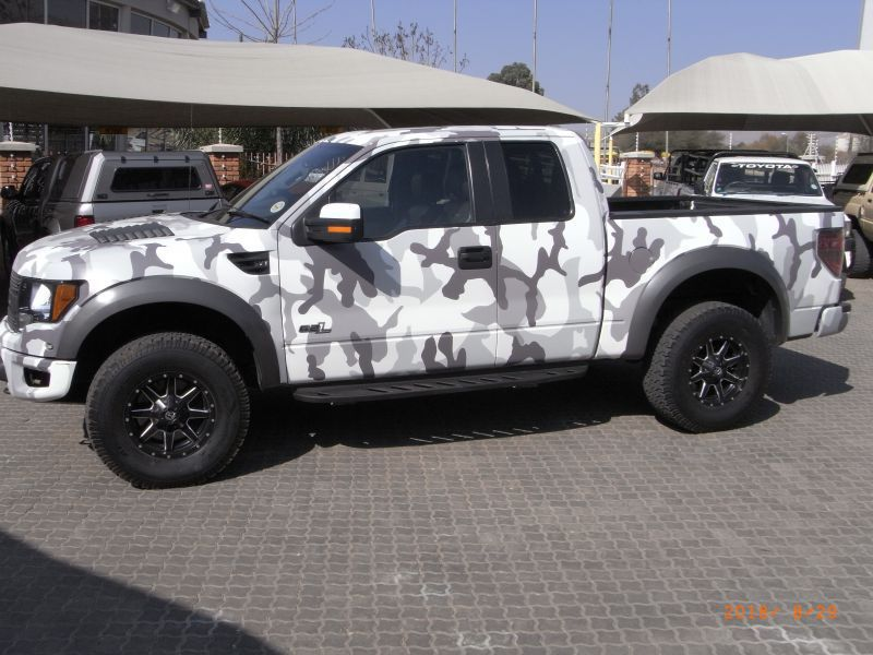 2013 Ford Raptor 6.2 Extra cab 4x4 pictures