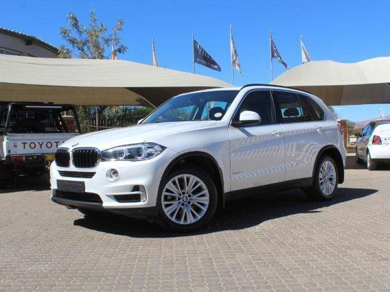 BMW X5 3.0d in Paraguay