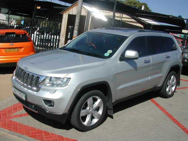 Jeep Grand Cherokee V8 in Paraguay