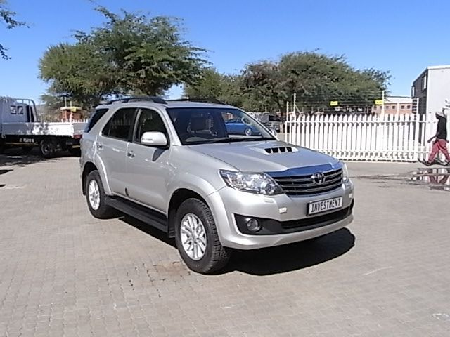 2012 Toyota TOYOTA FORTUNER 3.0 4X4 M