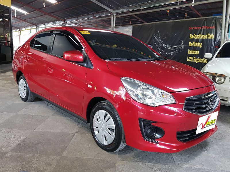 Auto Repair Shop For Sale Philippines: 2016 Mitsubishi Mirage G4 GLX For Sale