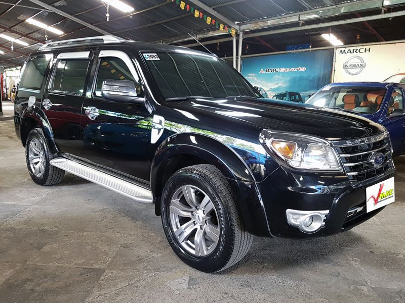 Auto Repair Shop For Sale Philippines: 2012 Ford Everest Limited Edition For Sale