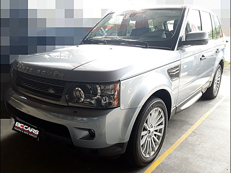 2011 land rover range rover sport for sale brand new automatic transmission bc cars. Black Bedroom Furniture Sets. Home Design Ideas