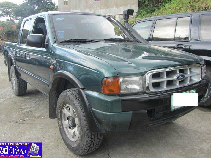 1999 ford ranger pick up 4x4 for sale 95 000 km manual. Black Bedroom Furniture Sets. Home Design Ideas