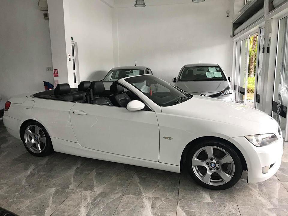 BMW I E CONVERTIBLE STEPTRONIC For Sale Km - 2009 bmw 325