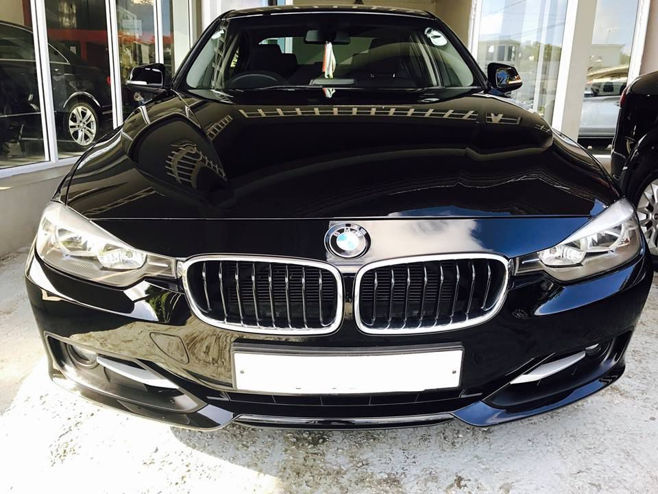 2012 bmw 320i f30 sport package 2 0 twin power turbo for. Black Bedroom Furniture Sets. Home Design Ideas