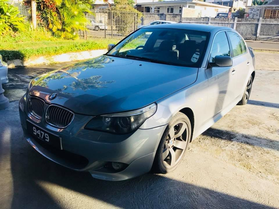 2004 bmw e60 530i m sport manual for sale 100 000 km manual transmission ags quality. Black Bedroom Furniture Sets. Home Design Ideas