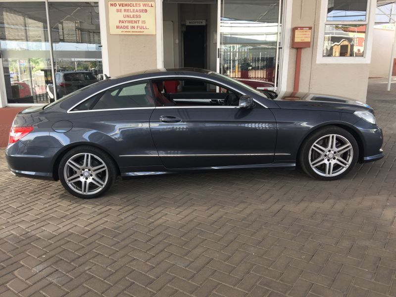 2013 Mercedes Benz E500 Coupe For Sale 90 000 Km Automatic