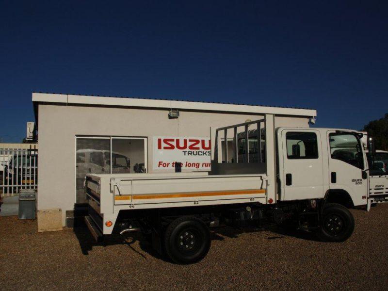 2017 Isuzu NPS300 4x4 C/Cab SWA Dropside for sale | 2 000 Km