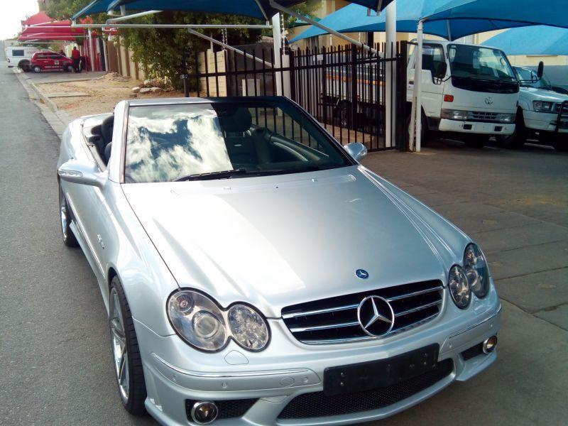 2009 mercedes-benz clk 63 amg (354 kw) for sale   26 250 km