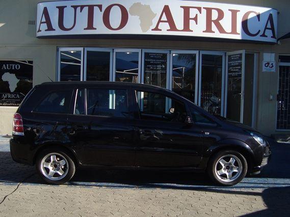 2008 Opel Zafira 16i Enjoy For Sale 109 900 Km Manual