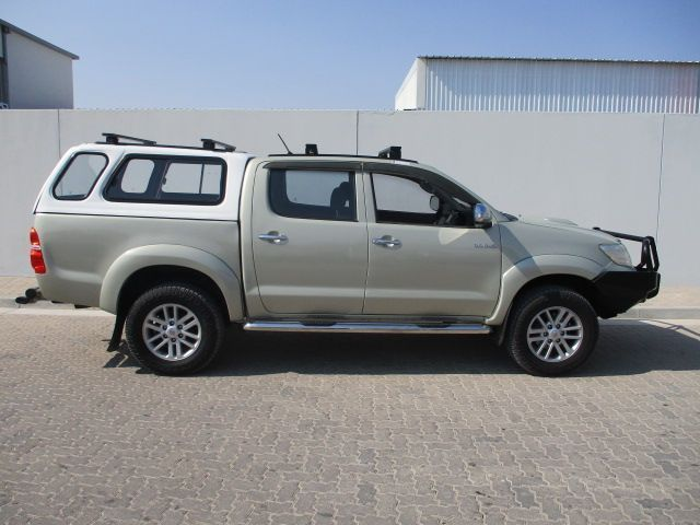 2014 Toyota 3.0 D4D HILUX DOUBLE CAB 4X4 AT for sale   110 ...