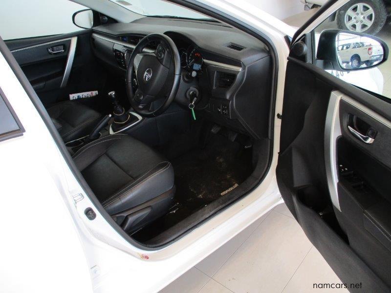 toyota corolla 2017 manual transmission