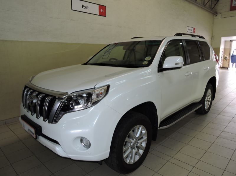 Used Toyota PRADO VX 3.0 TDI AT  for sale in Windhoek, Gobabis, Walvis Bay, Okahandja, Ongwediva, Otjiwarongo, Mariental, Namibia
