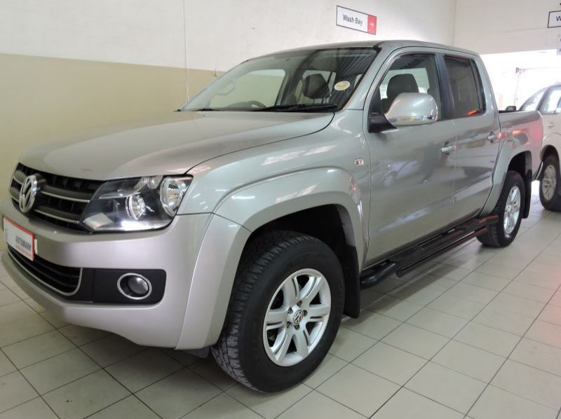 Used Volkswagen VOLKSWAGEN AMAROK 2.0 BiTDi HIGHLINE 4MOTION D/C P/U  for sale in Windhoek, Gobabis, Walvis Bay, Okahandja, Ongwediva, Otjiwarongo, Mariental, Namibia