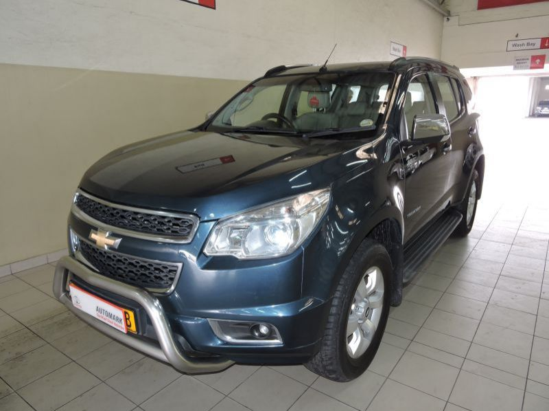 Used Chevrolet Trailblazer  for sale in Windhoek, Gobabis, Walvis Bay, Okahandja, Ongwediva, Otjiwarongo, Mariental, Namibia