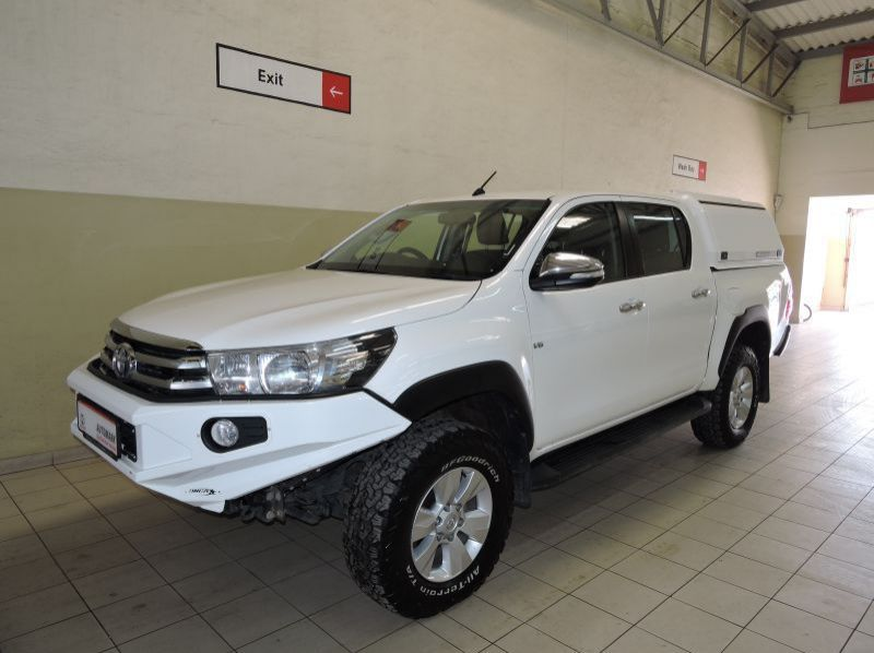 Used Toyota HILUX DC 4.0V6 RAIDER AT (W20)  for sale in Windhoek, Gobabis, Walvis Bay, Okahandja, Ongwediva, Otjiwarongo, Mariental, Namibia