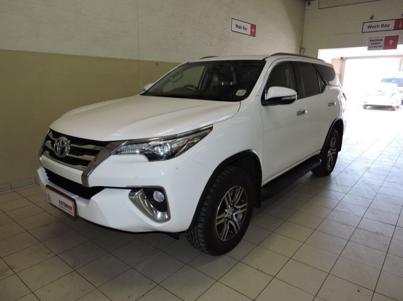 Used Toyota FORTUNER 2.8GD-6 4X4 6AT  for sale in Windhoek, Gobabis, Walvis Bay, Okahandja, Ongwediva, Otjiwarongo, Mariental, Namibia