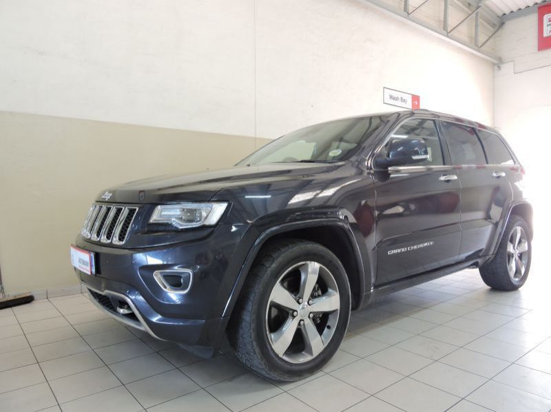 Used Jeep Grand Cherokee 3.0  for sale in Windhoek, Gobabis, Walvis Bay, Okahandja, Ongwediva, Otjiwarongo, Mariental, Namibia