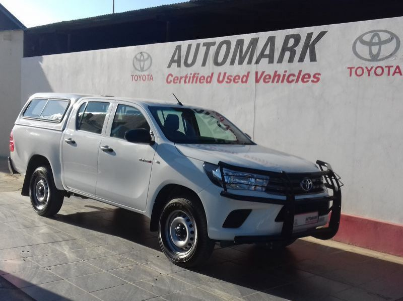 Used Toyota Hilux 2.4 GD-6 4x4 SR Double Cab  for sale in Windhoek, Gobabis, Walvis Bay, Okahandja, Ongwediva, Otjiwarongo, Mariental, Namibia