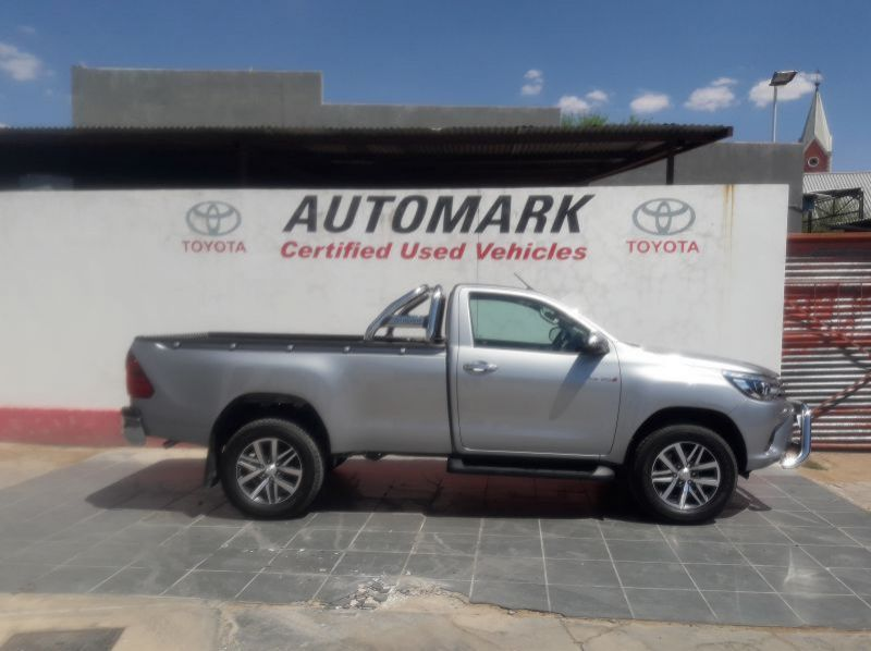 Used Toyota 2.8 Hilux single cab automatic 4x4  for sale in Windhoek, Gobabis, Walvis Bay, Okahandja, Ongwediva, Otjiwarongo, Mariental, Namibia