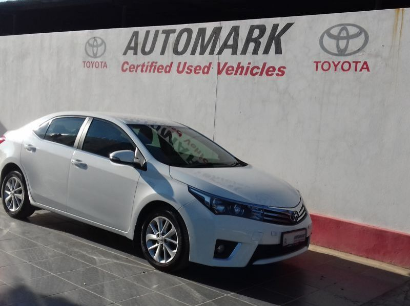 Used Toyota Corolla 1.8 Exclusive CVT A/T  for sale in Windhoek, Gobabis, Walvis Bay, Okahandja, Ongwediva, Otjiwarongo, Mariental, Namibia