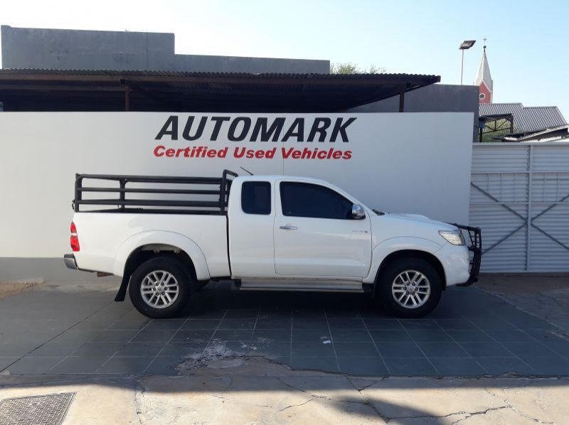 Used Toyota Toyota hilux 3.0 xtra cab 2x4 manual  for sale in Windhoek, Gobabis, Walvis Bay, Okahandja, Ongwediva, Otjiwarongo, Mariental, Namibia