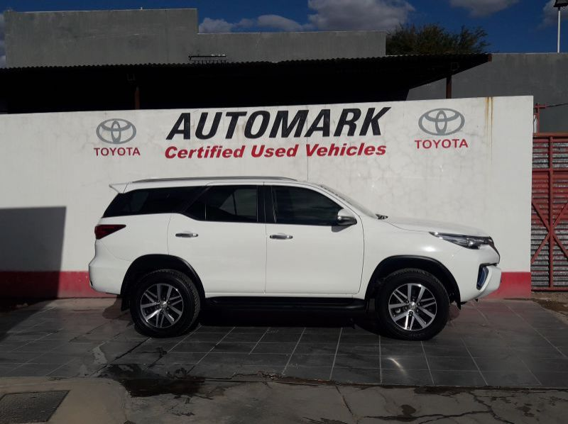 Used Toyota FORTUNER AUTOMATIC 2.8  4X4  for sale in Windhoek, Gobabis, Walvis Bay, Okahandja, Ongwediva, Otjiwarongo, Mariental, Namibia
