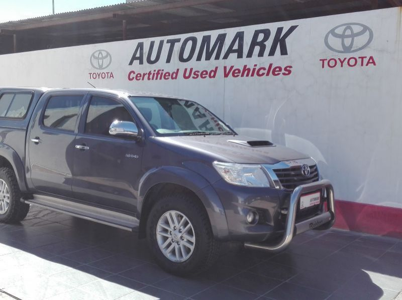 Used Toyota Hilux 3.0 double cab 4x4 manual  for sale in Windhoek, Gobabis, Walvis Bay, Okahandja, Ongwediva, Otjiwarongo, Mariental, Namibia