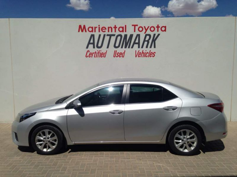 Used Toyota Corolla 1.8 Exclusive CVT  for sale in Windhoek, Gobabis, Walvis Bay, Okahandja, Ongwediva, Otjiwarongo, Mariental, Namibia