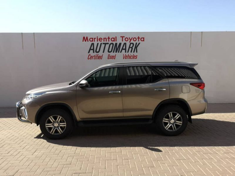 New Toyota Brand New Fortuner 2.4GD-6 4x4 6AT  for sale in Windhoek, Gobabis, Walvis Bay, Okahandja, Ongwediva, Otjiwarongo, Mariental, Namibia