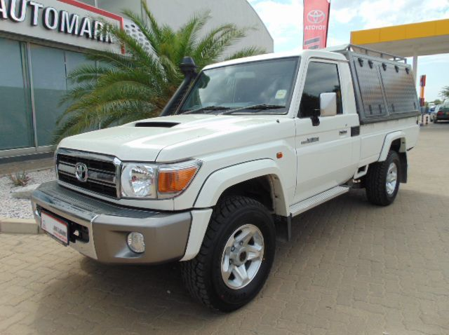 Used Toyota LAND CRUISER SC 4.5D V8  for sale in Windhoek, Gobabis, Walvis Bay, Okahandja, Ongwediva, Otjiwarongo, Mariental, Namibia