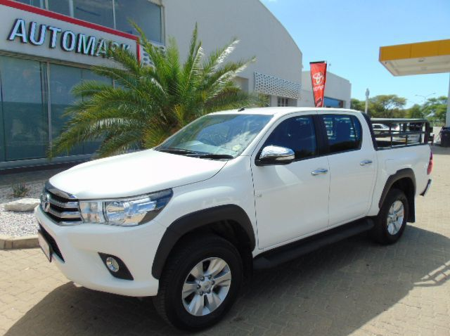 Used Toyota HILUX 4.0 V6 4X4 AT DC  for sale in Windhoek, Gobabis, Walvis Bay, Okahandja, Ongwediva, Otjiwarongo, Mariental, Namibia