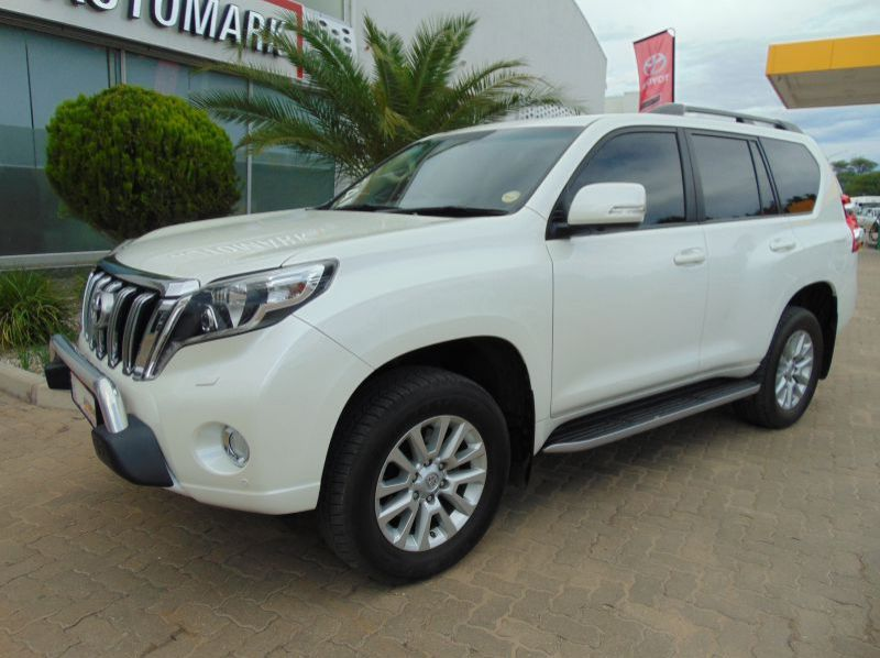 Used Toyota Land Cruiser Prado VX 4.0 V6 AT  for sale in Windhoek, Gobabis, Walvis Bay, Okahandja, Ongwediva, Otjiwarongo, Mariental, Namibia
