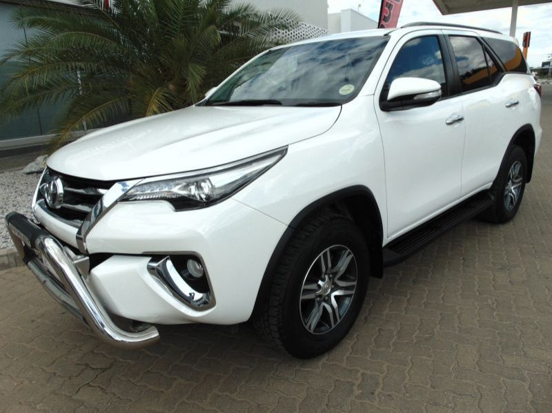 Used Toyota FORTUNER 2.8 GD-6 4x4 6AT  for sale in Windhoek, Gobabis, Walvis Bay, Okahandja, Ongwediva, Otjiwarongo, Mariental, Namibia