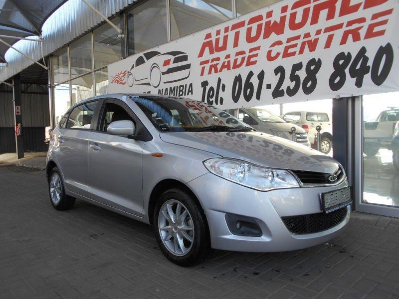 2015 Chery J2 1 5 Tx 5dr For Sale 12 458 Km Manual