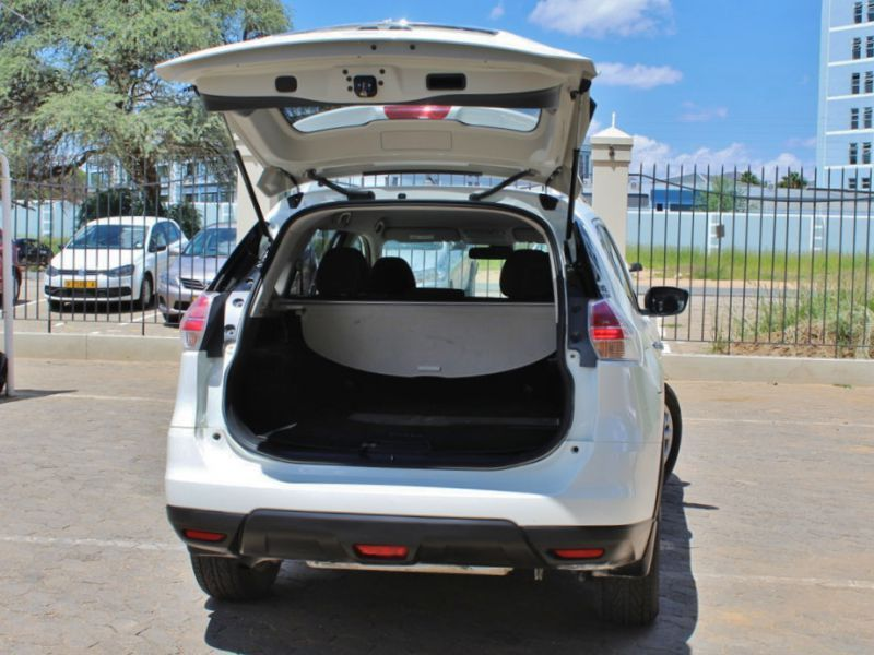 2016 nissan x trail se for sale 66 542 km automatic. Black Bedroom Furniture Sets. Home Design Ideas