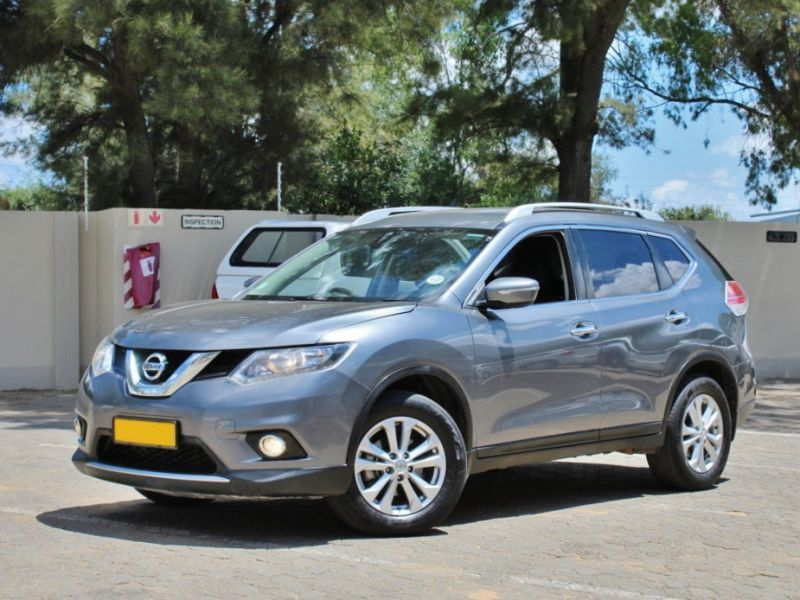 2016 nissan x trail se for sale 62 197 km automatic transmission avis car sales ex zeda. Black Bedroom Furniture Sets. Home Design Ideas