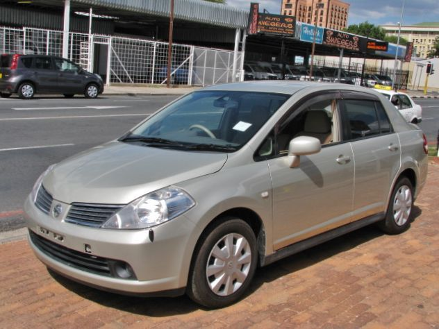 2009 Nissan Tiida For Sale 47 031 Km Automatic