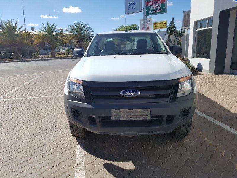 Ford Ranger 2.2l Base 4x2 Mt >> 2014 Ford USED RANGER 2.2TDCI SINGLE CAB XL 6MT 4X4 for sale   85 000 Km   Manual transmission ...