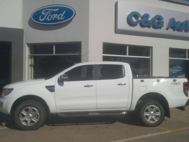 2015 ford ranger 3 2tdci double cab xlt 6at 4x4 for sale 74 000 km automatic transmission. Black Bedroom Furniture Sets. Home Design Ideas