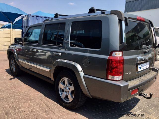 2010 jeep commander 5 7 ltd for sale 119 000 km automatic transmission douglas motors. Black Bedroom Furniture Sets. Home Design Ideas