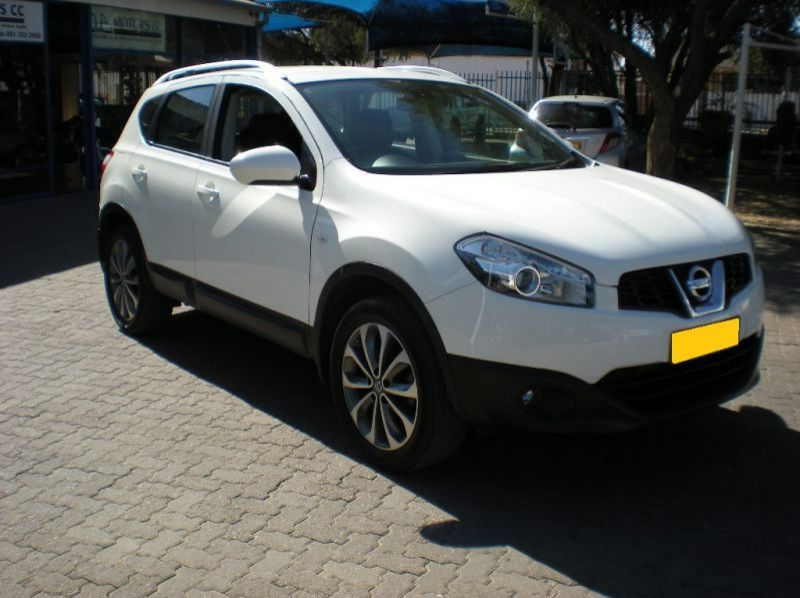 Used Nissan Qashqai 2.0 Acenta  for sale in Windhoek, Namibia