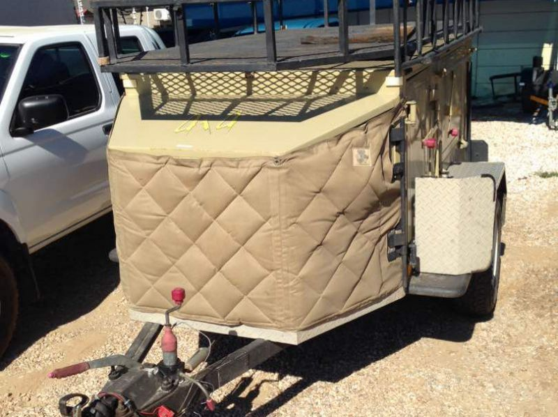 Used Camping Trailer Off Road Camping Trailer  for sale in Windhoek, Namibia