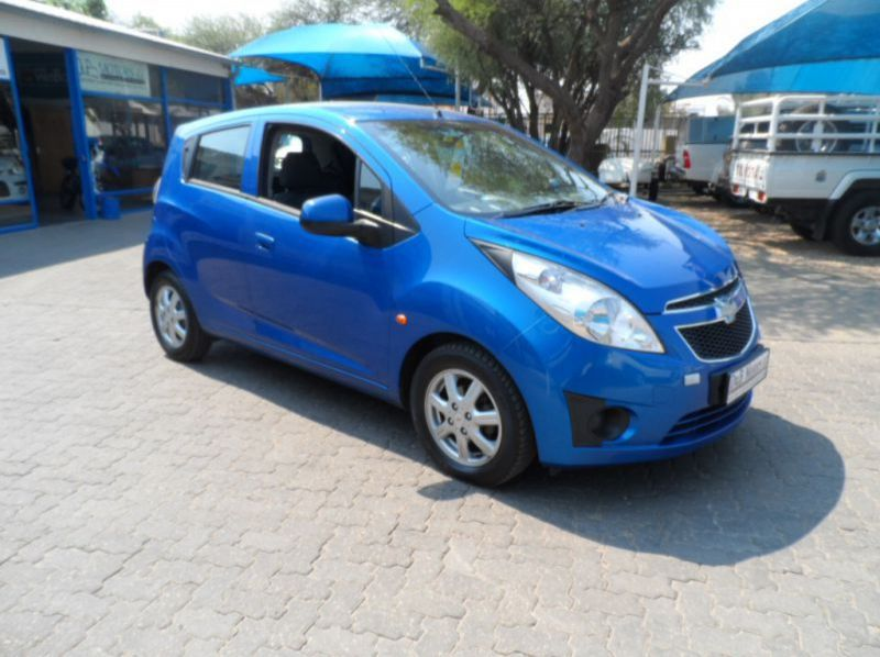 Used Chevrolet Spark 1.2 LS 5Dr  for sale in Windhoek, Namibia