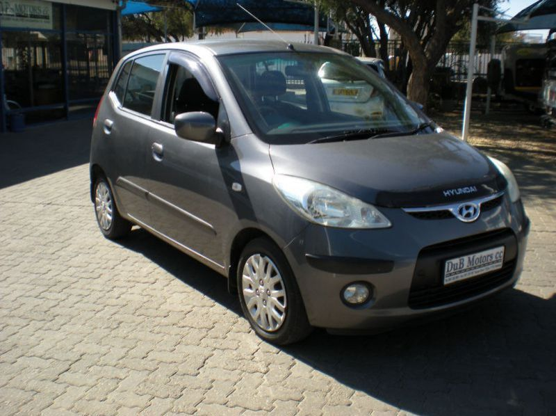 Used Hyundai i10 1.2 GLS  for sale in Windhoek, Namibia