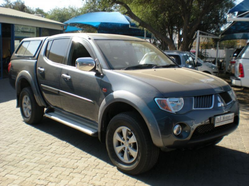 Used Mitsubishi Triton 3.2 4X4 Auto D/cab  for sale in Windhoek, Namibia