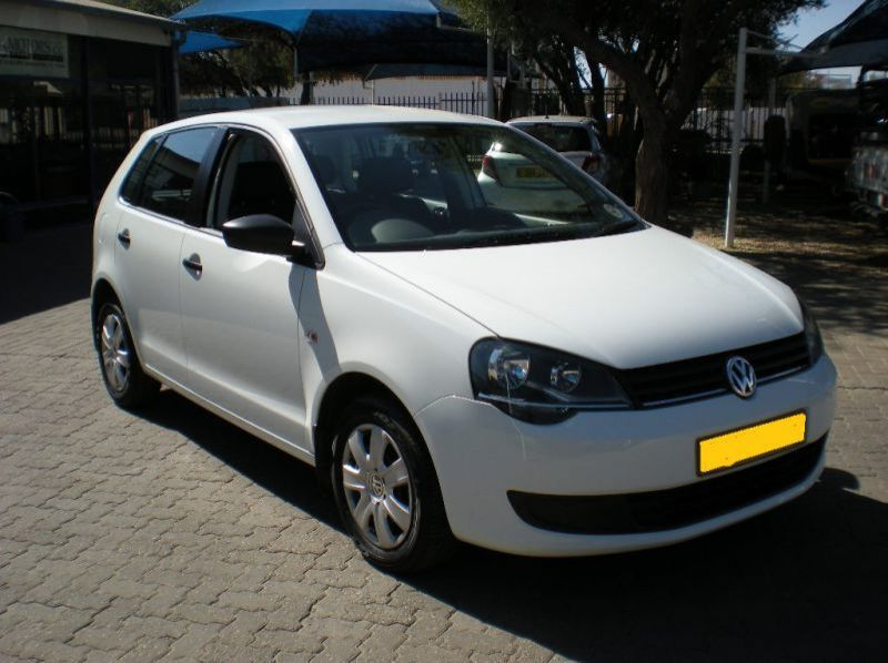 Used Volkswagen Polo Vivo GP 1.4i Conceptline 5 Dr  for sale in Windhoek, Namibia