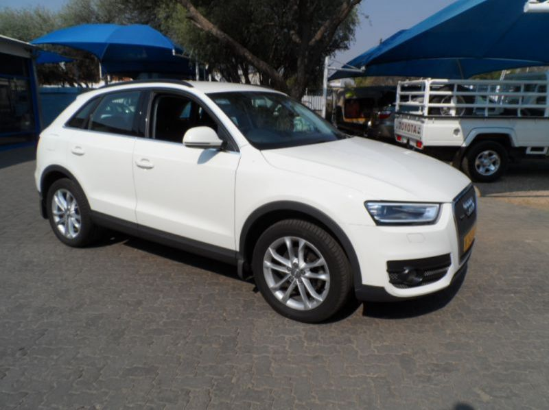 Used Audi Q3 2.0 TDi Quattro S-Tronic  for sale in Windhoek, Namibia